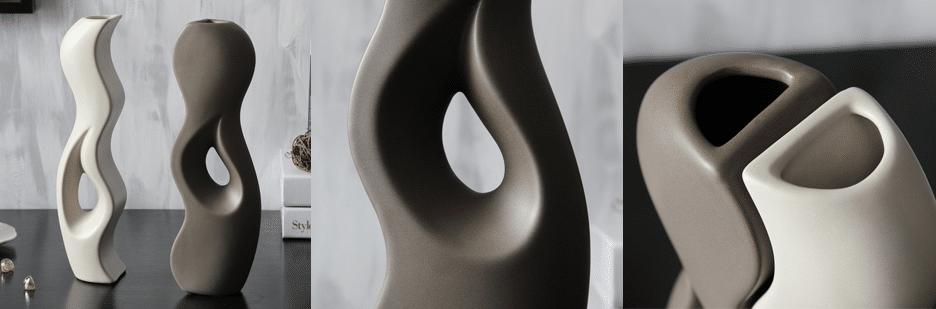Двойная ваза в современном стиле купить на Алиэкспресс