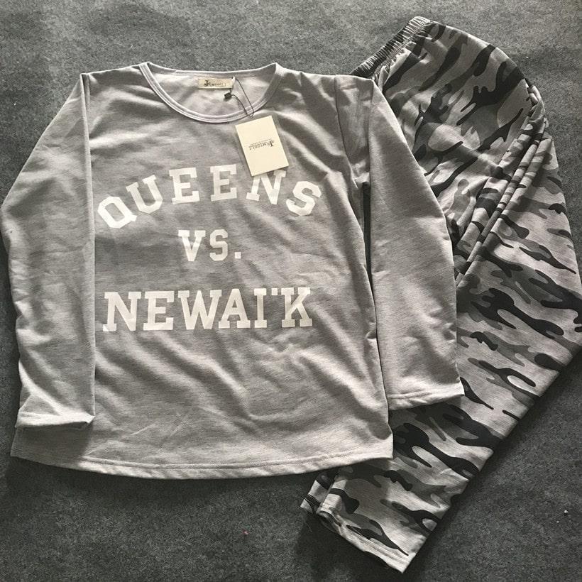 Спортивная пижама купить на Алиэкспресс