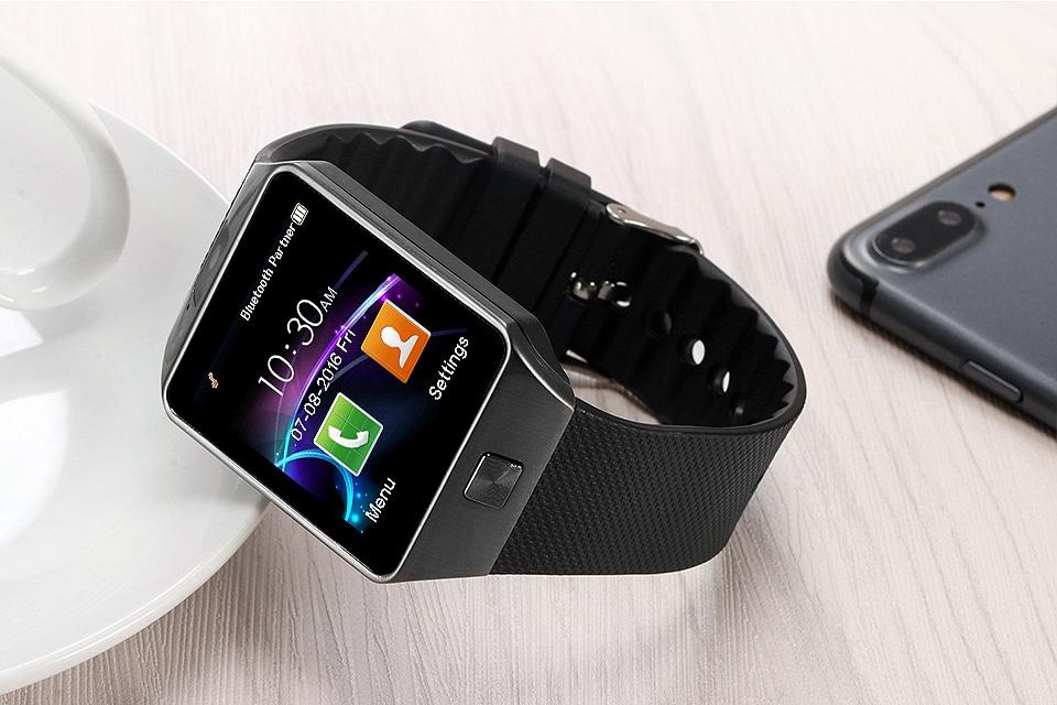 Бюджетные смарт-часы TORNTISC smart watches DZ09 купить на Алиэкспресс