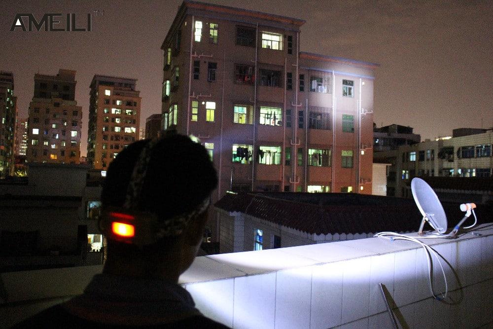 Налобный фонарь высокой мощности с богатой комплектацией купить на Алиэкспресс