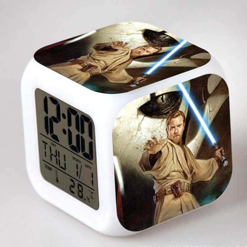 Будильник «Звездные войны» купить на Алиэкспресс