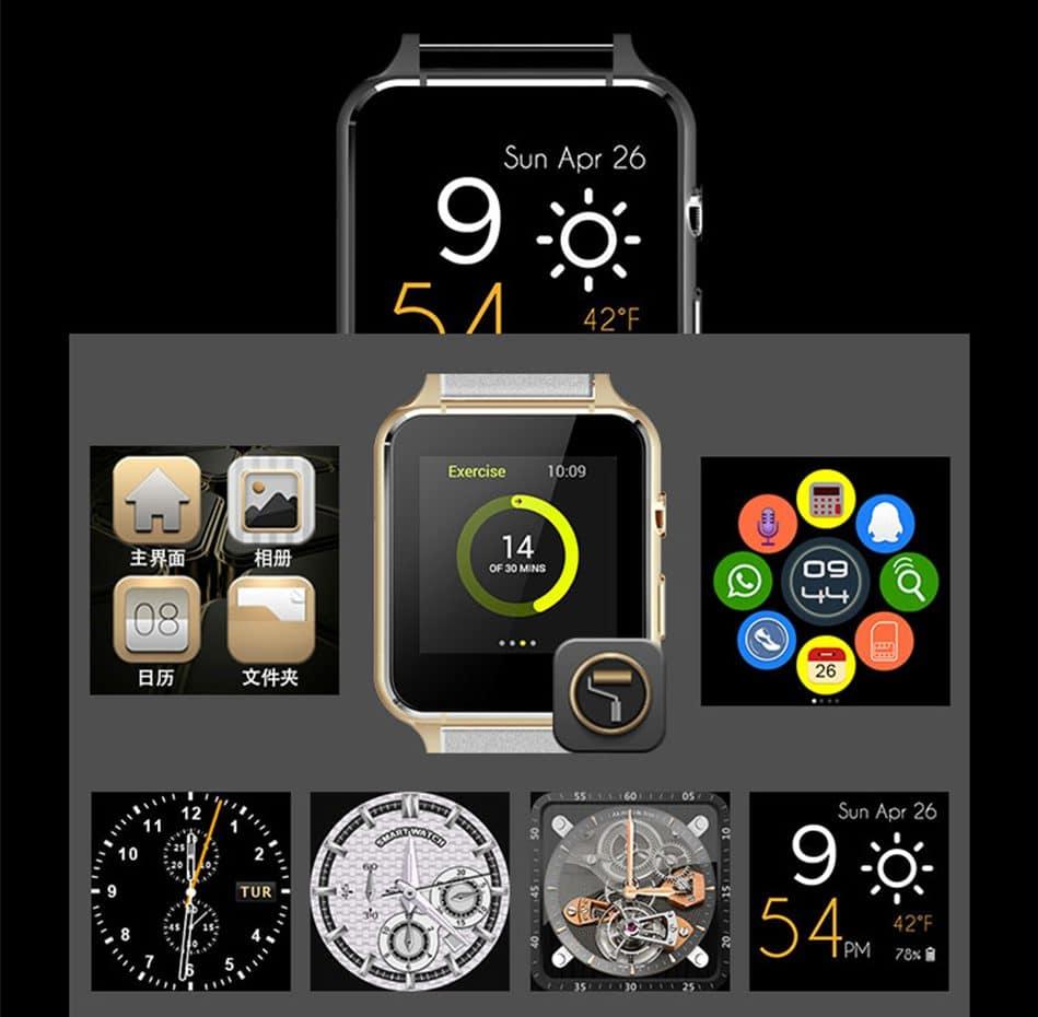 Качественные недорогие часы FLOVEME Wristband Smart Watch купить на Алиэкспресс