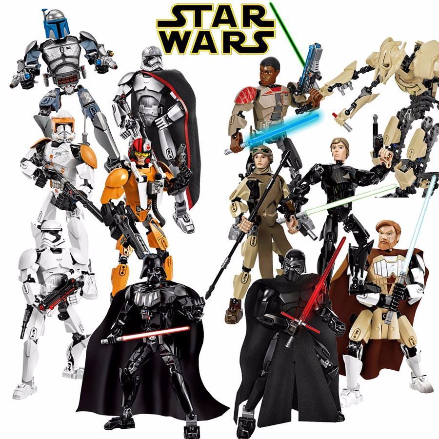 Фигурки «Звездные Войны» купить на Алиэкспресс