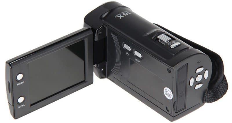 Недорогая цифровая видеокамера с сенсорным экраном купить на Алиэкспресс