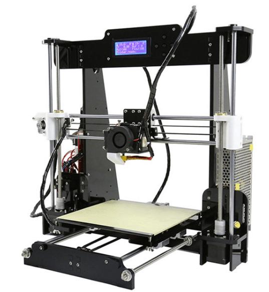 Бюджетный 3D принтер Анет A2 купить на Алиэкспресс