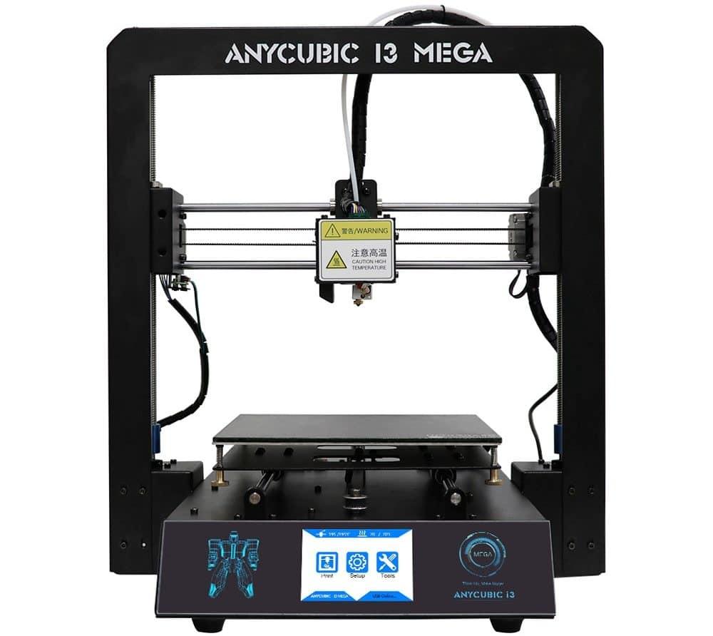 Популярный принтер Anycubic 3D i3 mega купить на Алиэкспресс