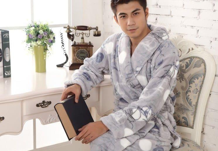 Халаты на Алиэкспресс: 10 шикарных вариантов для мужчин
