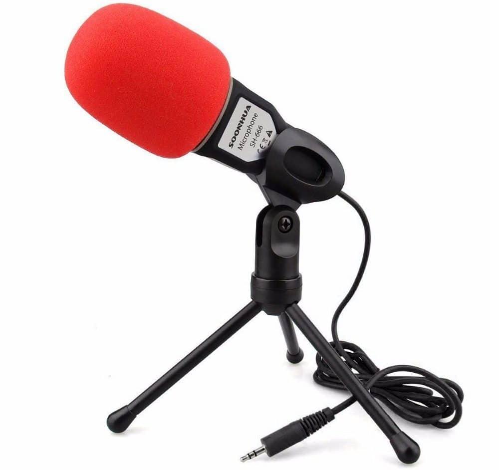 Микрофон дляSkype SOONHUA купить на Алиэкспресс