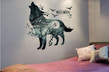 Купить наклейки на стену с Алиэкспресс: 10 красивых вариантов для украшения дома