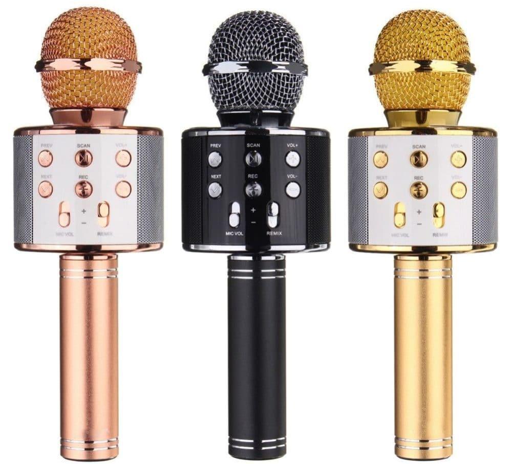 Беспроводной караоке микрофон EDAL купить на Алиэкспресс