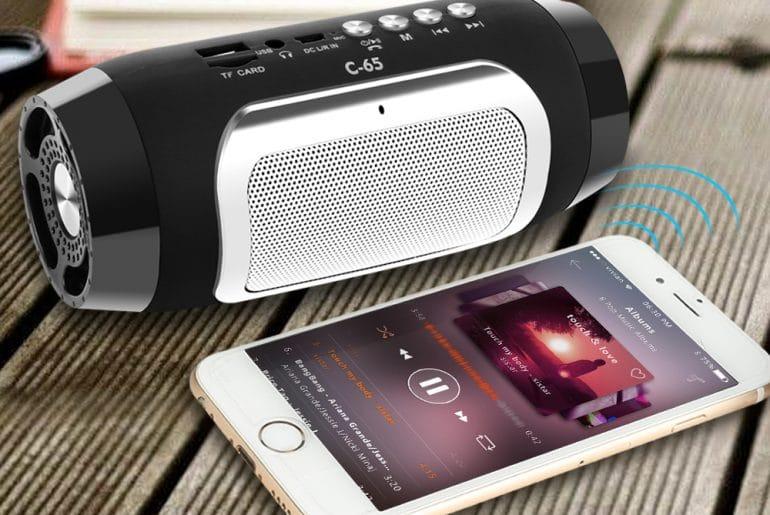Bluetooth-колонки с Алиэкспресс: 10 беспроводных портативных динамиков