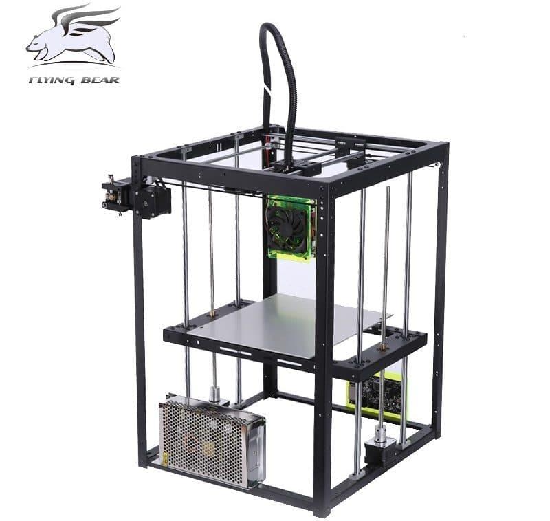 Профессиональный 3D принтер FLYING BEAR p905х купить на Алиэкспресс