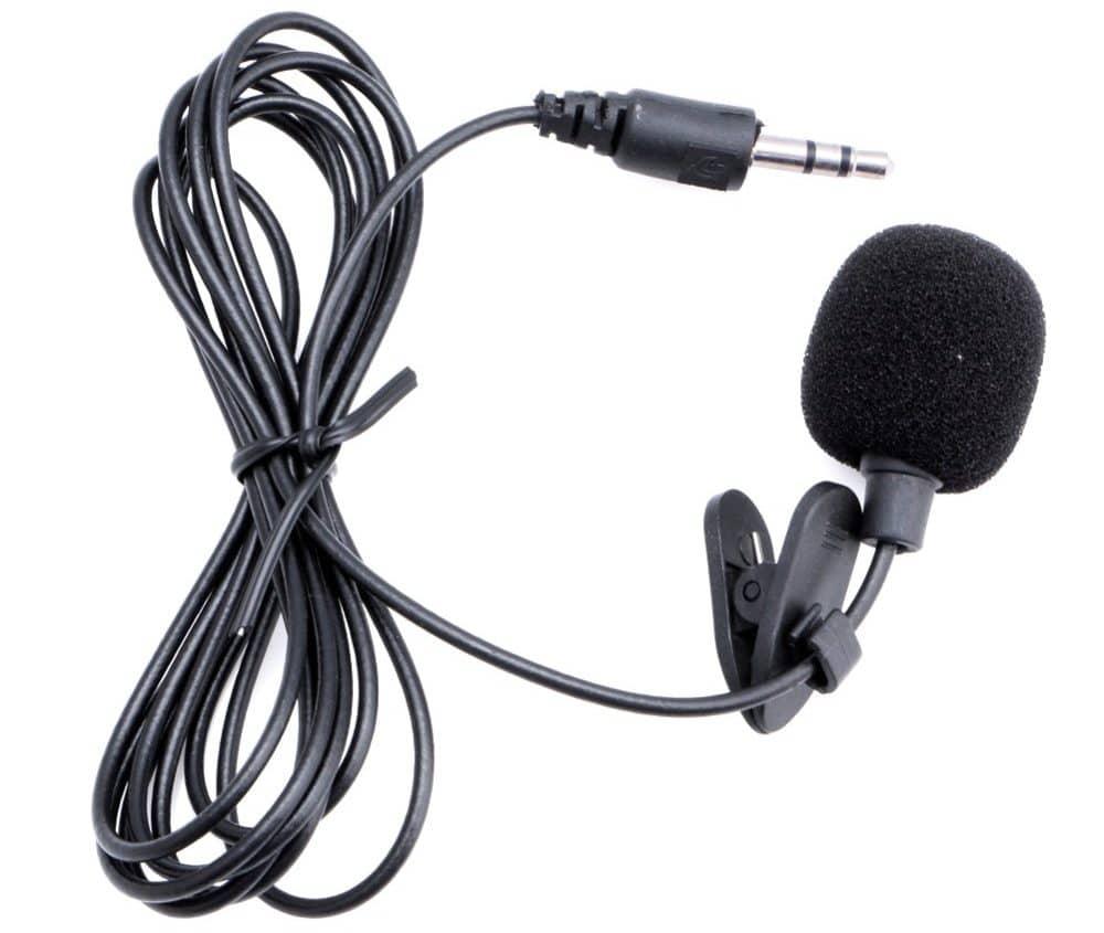 Дешевый микрофон-петличка OOTDTY купить на Алиэкспресс