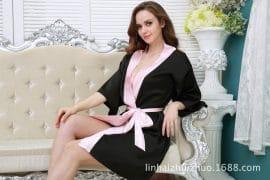 10 недорогих и красивых женских халатов с Алиэкспресс