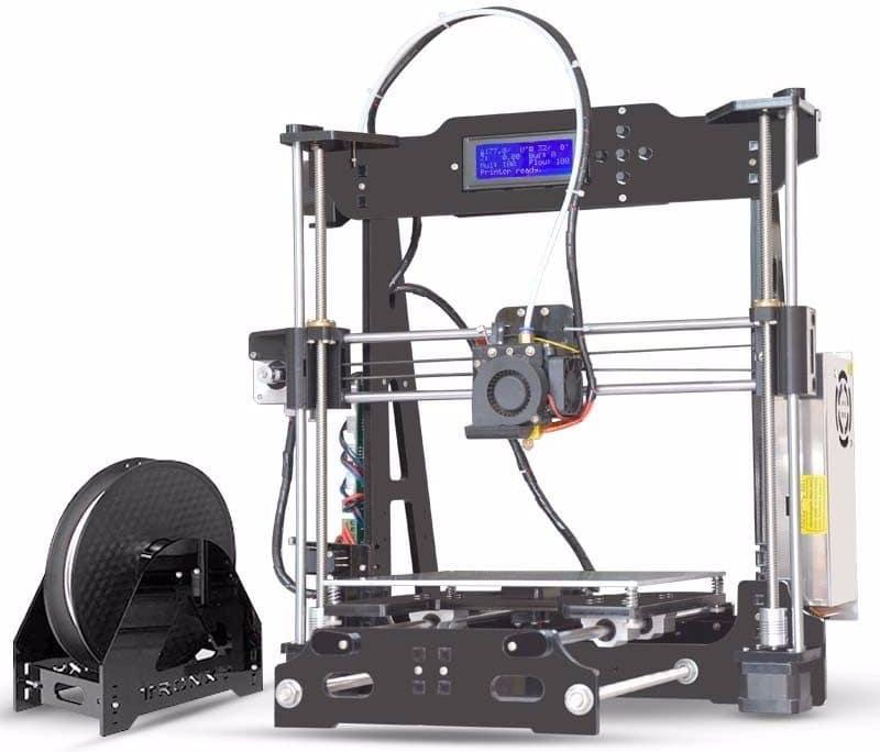 Дешевый 3D принтер Shenzhen Tronxy P802E купить на Алиэкспресс