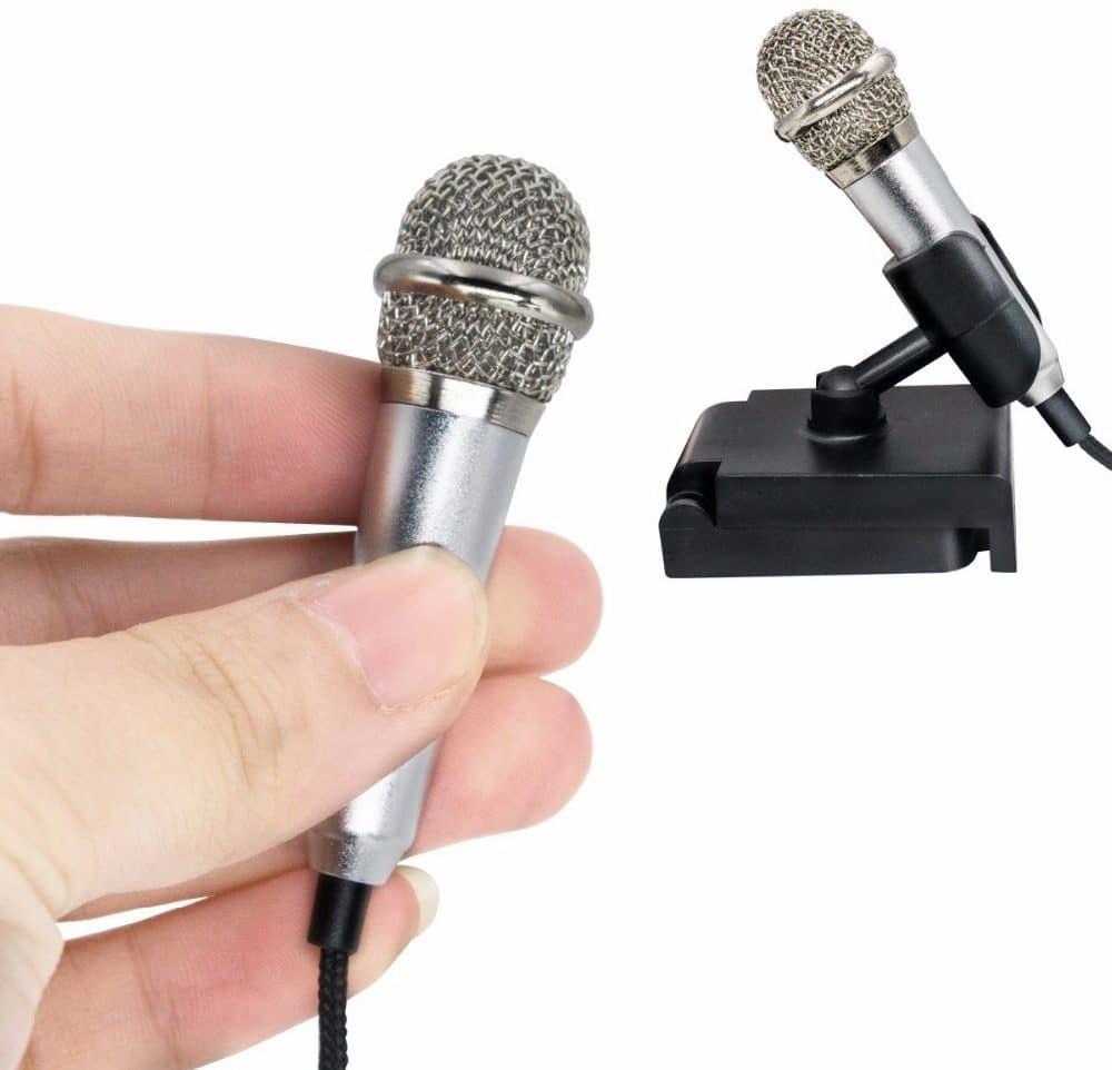 Миниатюрный микрофон Сардина купить на Алиэкспресс