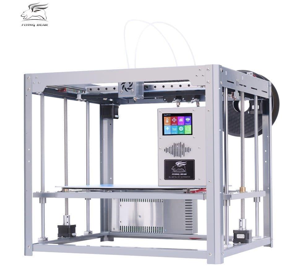 Дорогой профессиональный 3D принтер FLYING BEAR p902 купить на Алиэкспресс