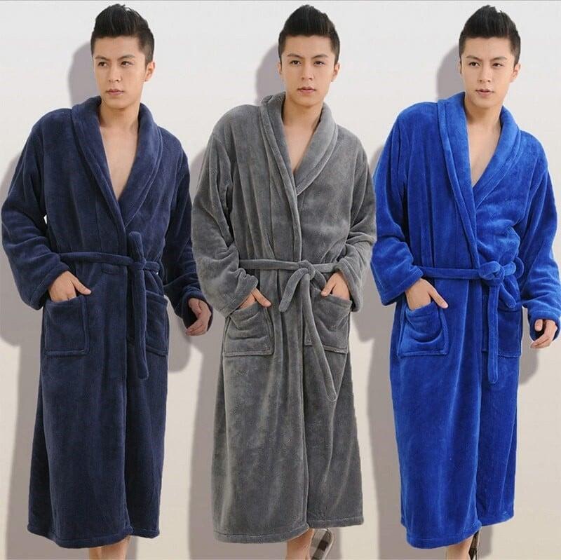 Банный халат купить на Алиэкспресс
