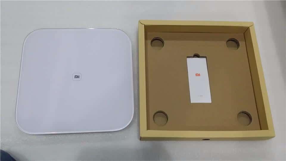 Умные весы Xiaomi Mi Smart купить на Алиэкспресс