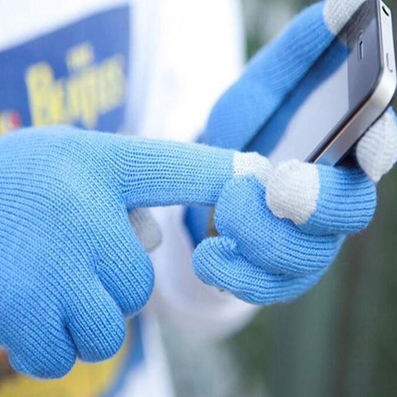 Перчатки для сенсорных экранов купить на Алиэкспресс