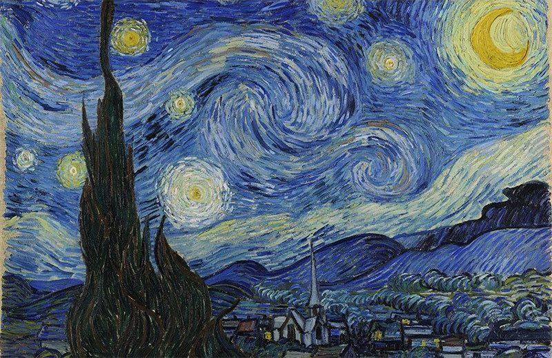 Картины Ван Гога по номерам купить на Алиэкспресс