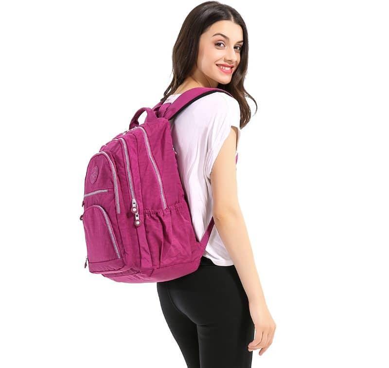 Вместительный рюкзак купить на Алиэкспресс