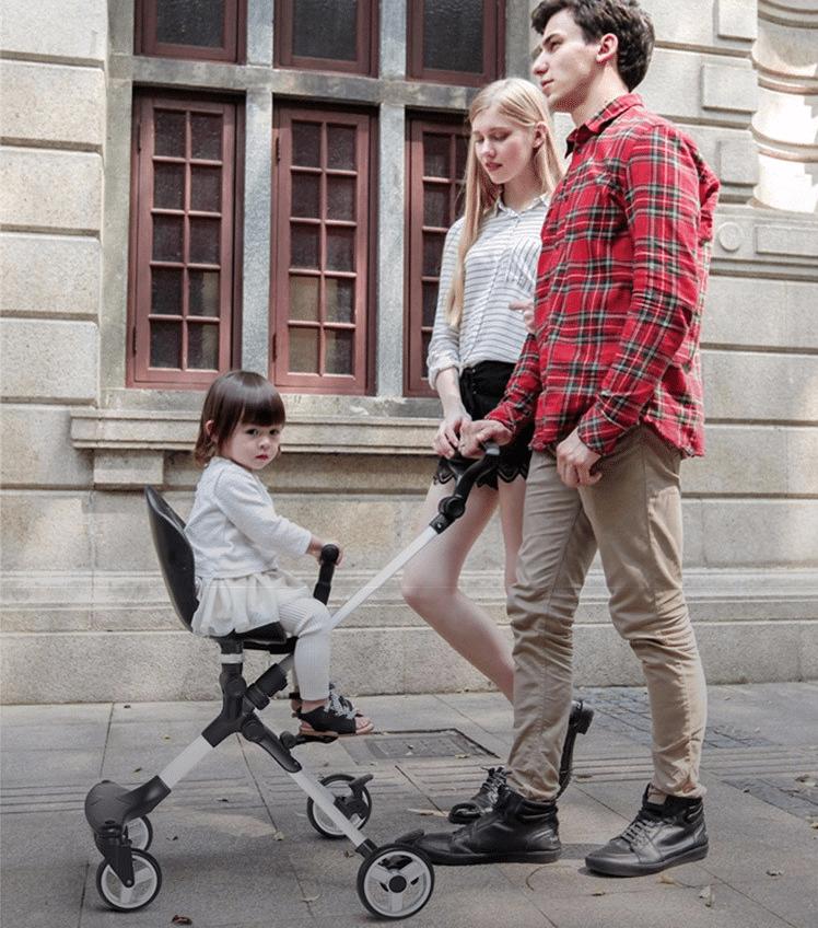 Очень легкая коляска BABYRULER купить на Алиэкспресс