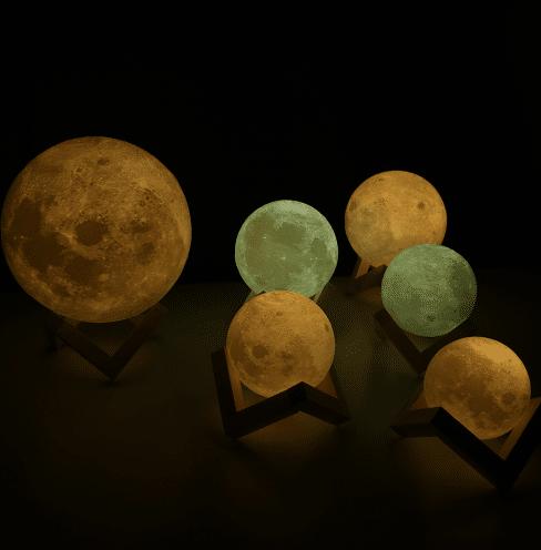 Ночник-луна купить на Алиэкспресс