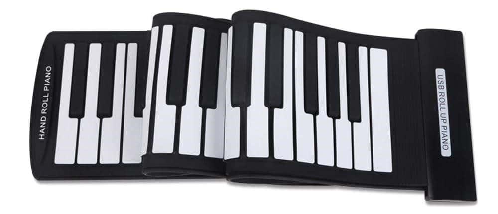 Гибкий синтезатор с 61 клавишей купить на Алиэкспресс