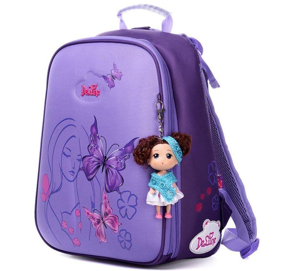 Ортопедический рюкзак для девочек купить на Алиэкспресс