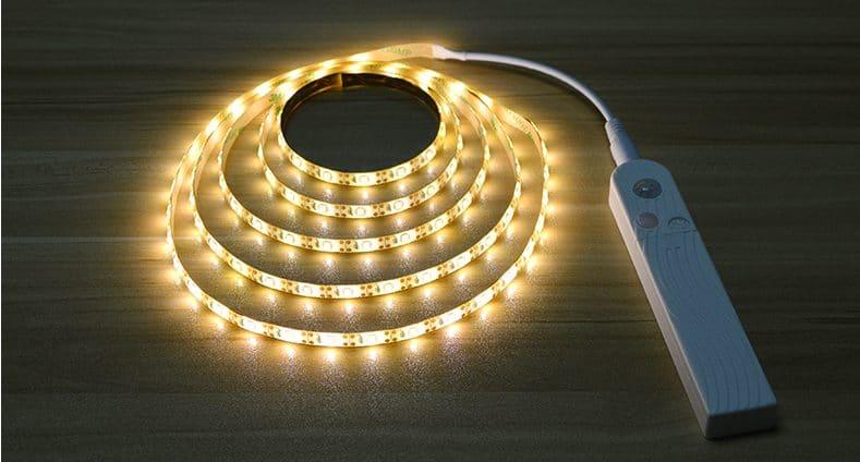 Ночник из светодиодной ленты купить на Алиэкспресс