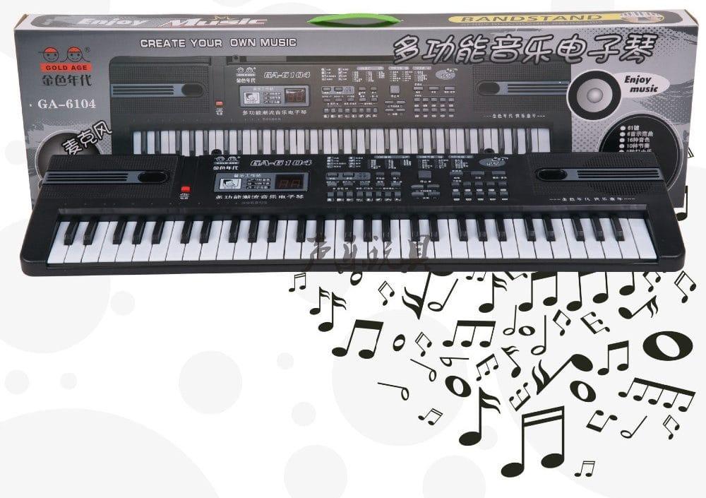 Обучающий синтезатор купить на Алиэкспресс