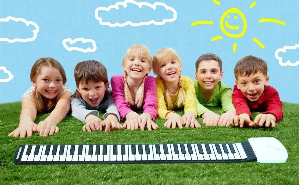 Гибкий синтезатор с 88 клавишами купить на Алиэкспресс