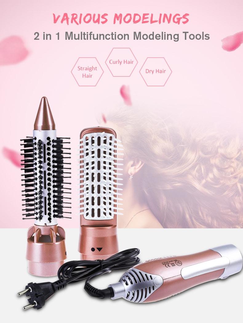 Фен для укладки прямых и кудрявых волос TINTON LIFE купить на Алиэкспресс