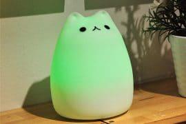 Ночники с Алиэкспресс: 10 необычных недорогих светильников