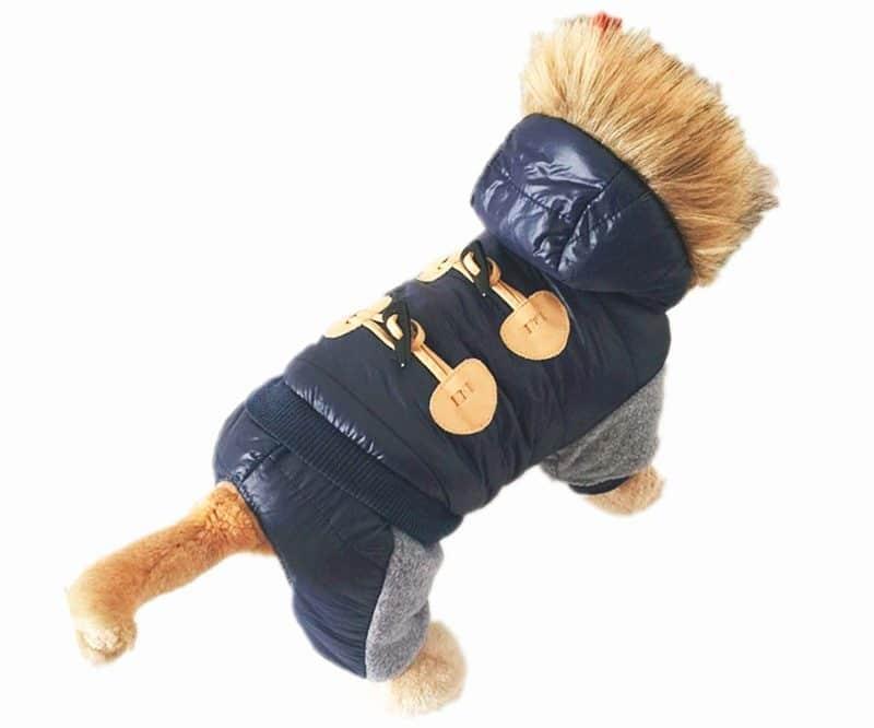 Зимний комбинезон для собаки купить на Алиэкспресс
