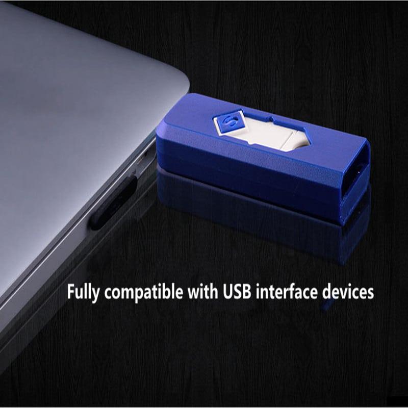Электронная зажигалка с зарядкой от USB купить на Алиэкспресс
