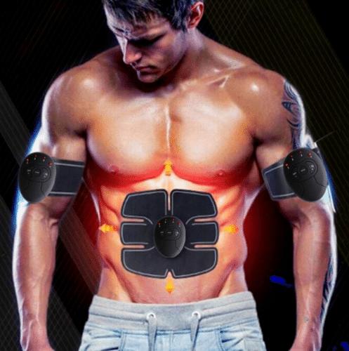 Электрический массажер для укрепления мышц купить на Алиэкспресс