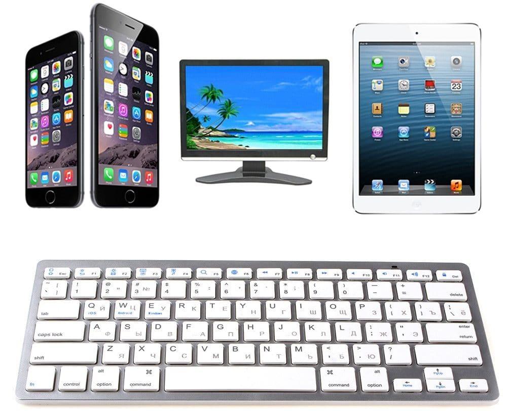 Беспроводная клавиатура купить на Алиэкспресс