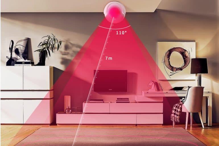 Датчики движения на Алиэкспресс: 10 хороших вариантов для дома