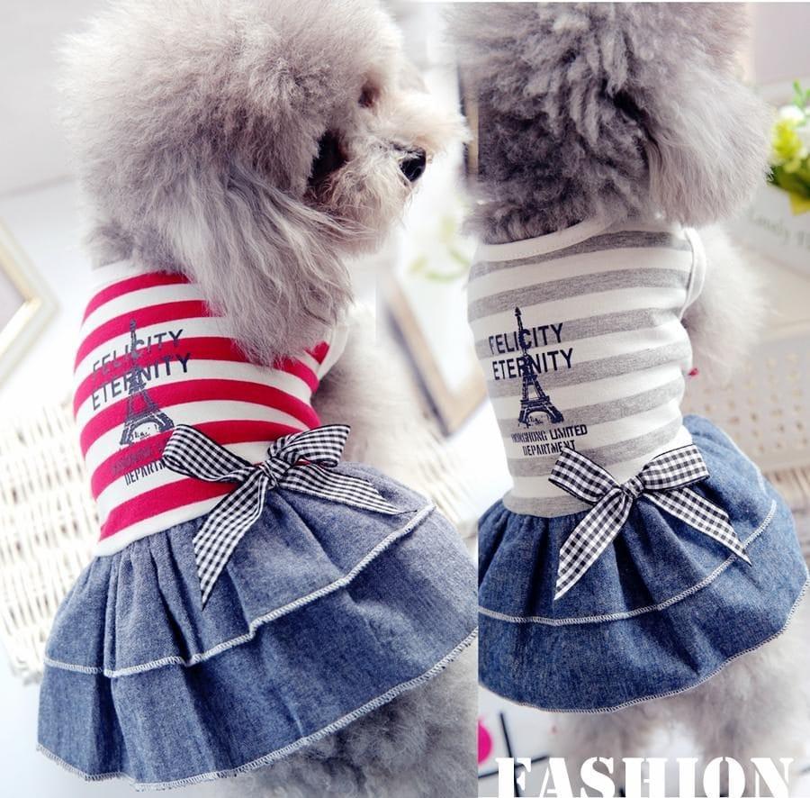 Платье для собаки купить на Алиэкспресс