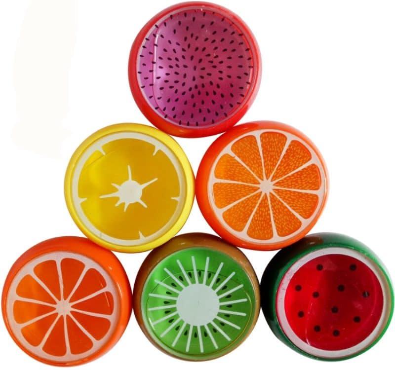 Лизун в виде фруктов купить на Алиэкспресс