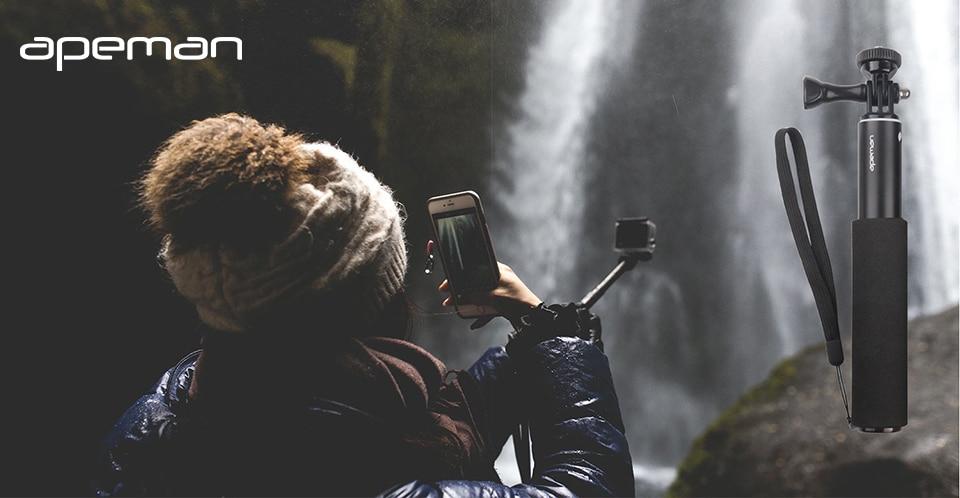 Селфи-палка для экшн-камер (Go Pro) купить на Алиэкспресс