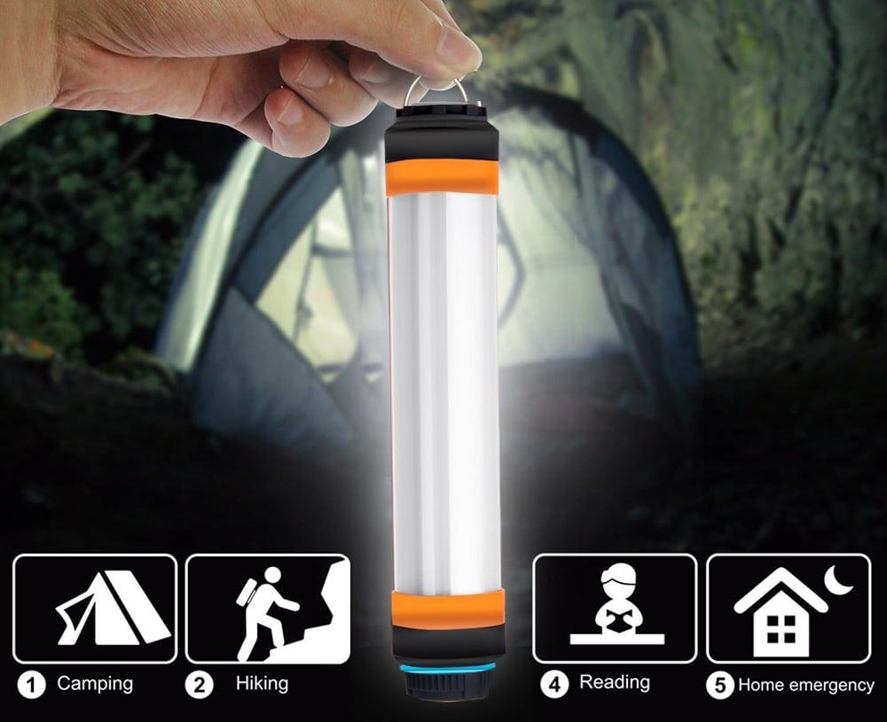 Многофункциональная лампа-фонарь купить на Алиэкспресс