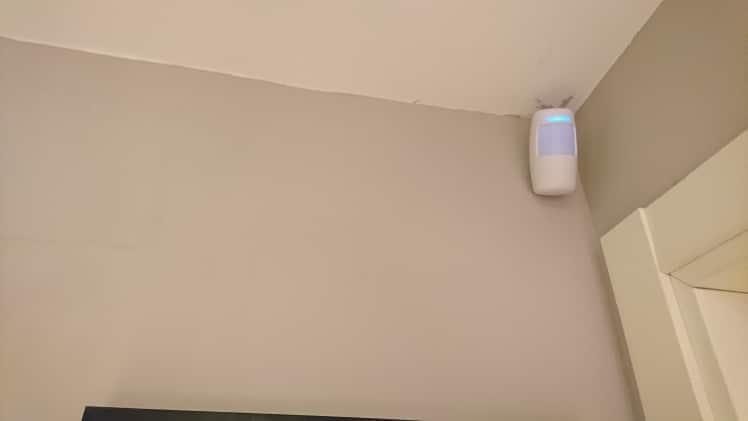 Беспроводной датчик движения купить на Алиэкспресс