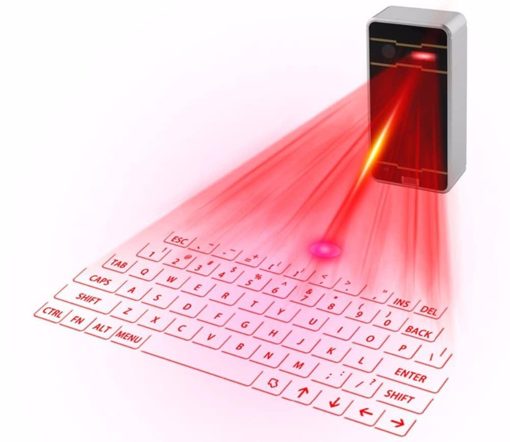 Лазерная клавиатура купить на Алиэкспресс