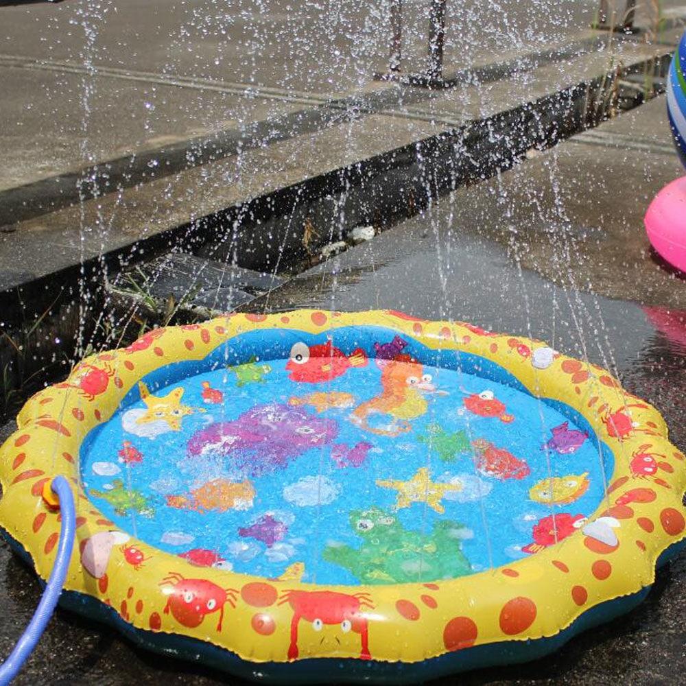 Бассейн с фонтаном купить на Алиэкспресс