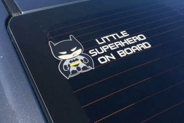 Наклейки на авто с Алиэкспресс: 15 наклеек на стекла, кузов, бамперы, зеркала