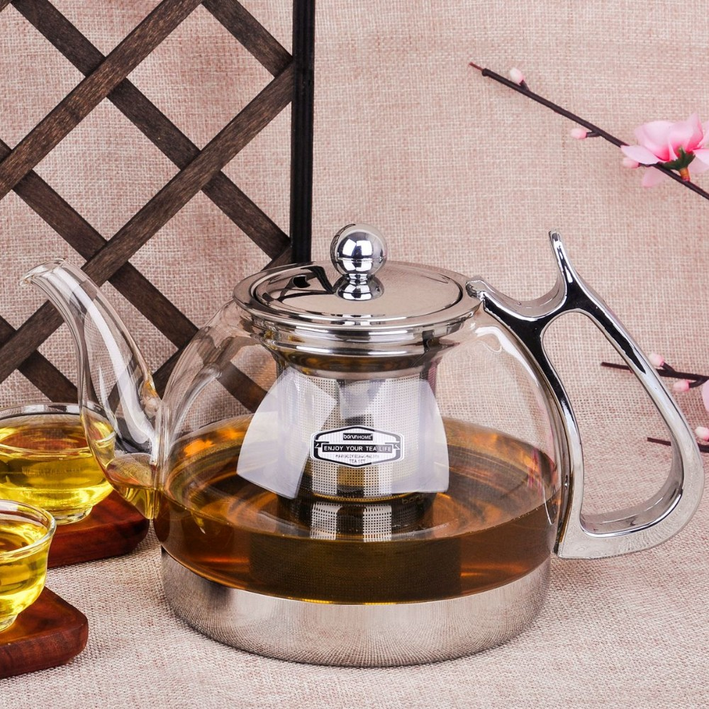 Заварочный прозрачный чайник KAMJOVE купить на Алиэкспресс