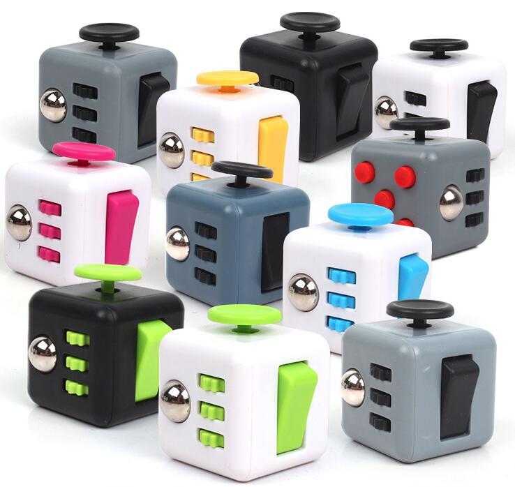 Кубик-антистресс Fidget cube купить на Алиэкспресс